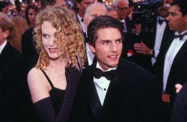 Tom Cruise et Nicole Kidman à Cannes pour le film