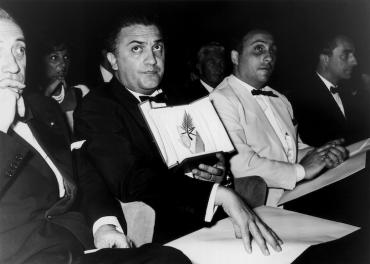 Palme d'Or pour Federico Fellini, 1960