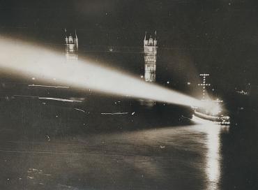 Londres, Ville lumière, 1931