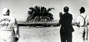 L'atome au service du capital, Nouveau Mexique, 1962