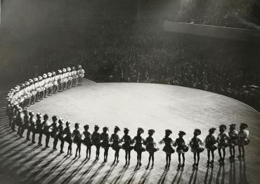 Les Rockett girls à l'Exposition universelle, 1937