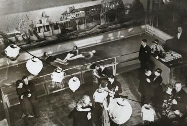 Vue du Lido, Berlin, vers 1930