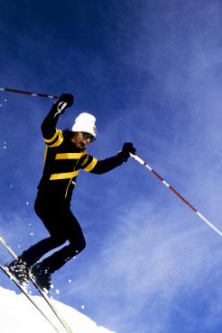 Saut à ski #1