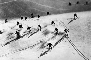 Au paradis des skieurs, 1931
