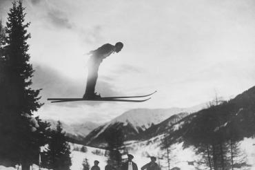 Saut à ski #3