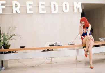 Mister Freedom #33