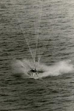 Amstrong, Aldrin et Collins reviennent vers la Terre, 1969