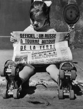 Un russe a tourné autour de la terre! 1961