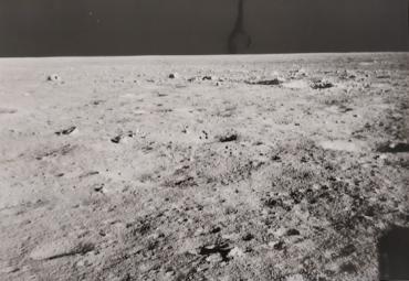 Le sol lunaire #2, 1969