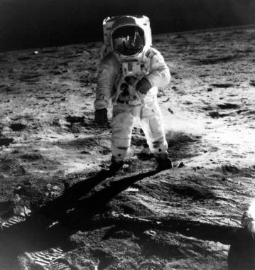 Les premiers pas sur la lune, 1969