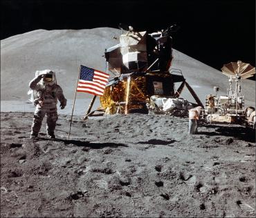 La premiere mission du rover, 1971