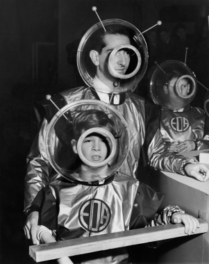 Space Machine, 1953