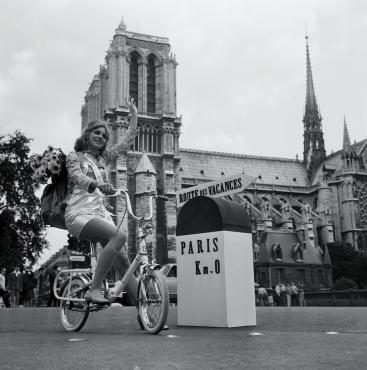 Miss Vacances 67, Paris, 1967