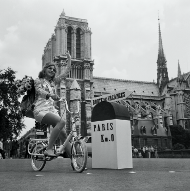 Miss Vacances 67, Paris, 1967