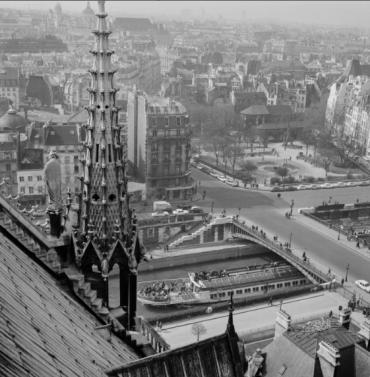 Notre-Dame de Paris, 1966
