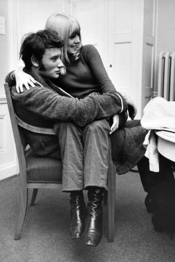 Johnny et Sylvie, l'amour fou, vers 1965
