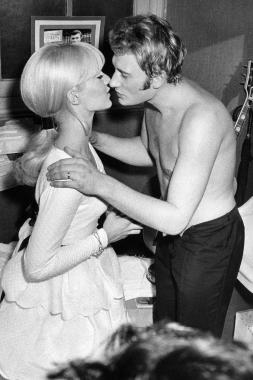 Johnny et Sylvie, l'amour fou #2, vers 1965