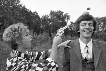 Antoine et Annie Cordy, 1966