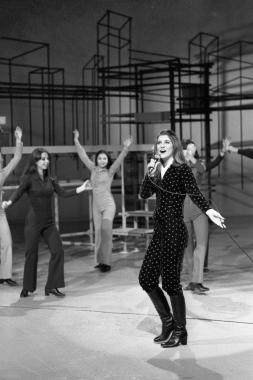 Sheila, adios amor, Venise, 1970