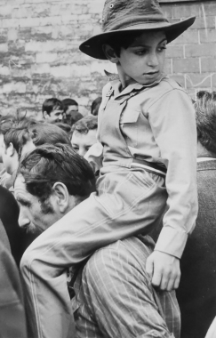Pélerinage Butte Montmartre, 1968