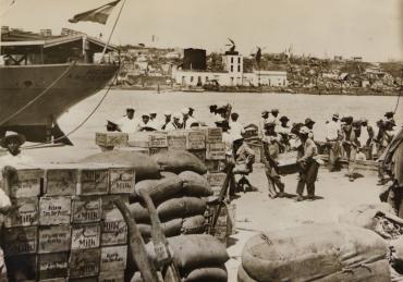 Secours aux sinistrés de Saint-Domingue, 1930