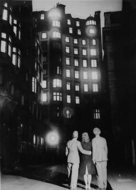Londres électrique, vers 1945