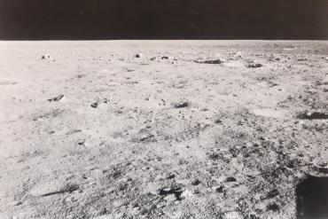 Paysage lunaire, 1969