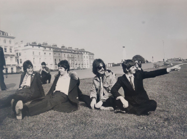 Magical Mystery Tour, Angleterre, 13 septembre 1967