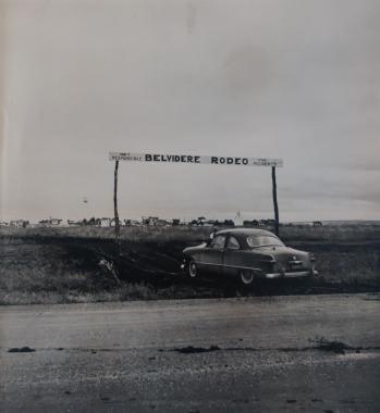 Belvidere rodeo, Etats-Unis