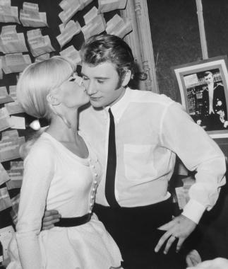 La rentrée de Johnny Hallyday, 1965