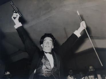 La Mostra de Venise, 20 août 1961