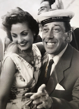 Fernandel le Don Juan, Cannes, 1956