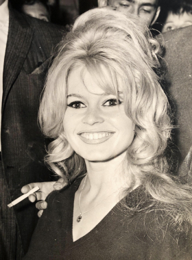 Brigitte Bardot, Paris, 1962