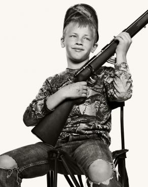 Shane R. - 8 ans