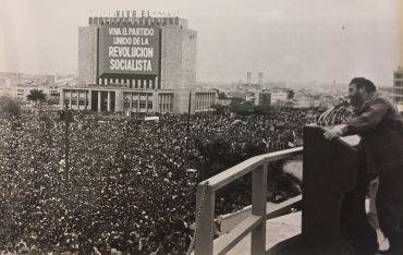 Fidel Castro à la Havane, 1959