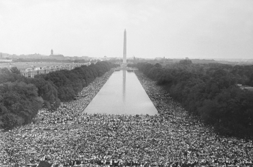 La Marche sur Washington, 1963