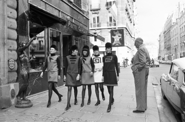 Le prêt-à-porter féminin selon Pierre Cardin