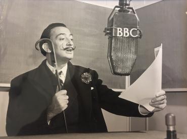Salvador Dali, 1951