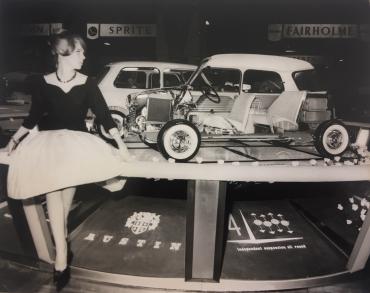 La Mini Austin, 1959