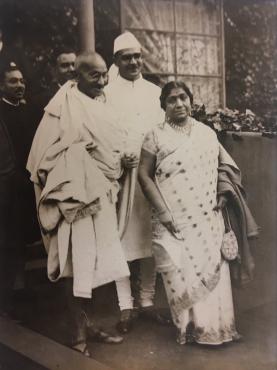 Mohandas Karamchand Gandhi, 1931