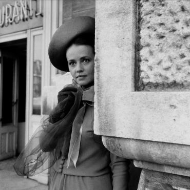 Jeanne Moreau dans le film « Marta Hari, agent H 21 », 1964