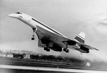 Envol du Concorde, 1969