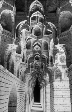 Galerie du palais des Abbassides à Bagdad, 1974