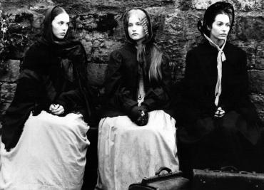 Isabelle Adjani, Isabelle Huppert et Marie-France Pisier dans « Les Sœurs Bronte », 1979