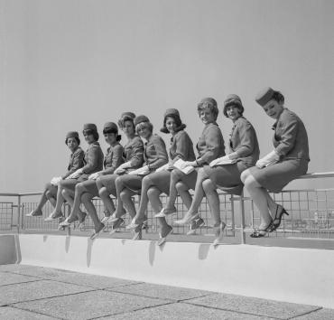 Ouverture du XXème Festival de Cannes, 1966