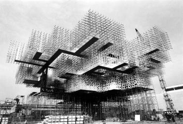 Pavillon suisse à l'exposition universelle d'Osaka, 1970