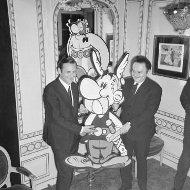 Asterix et Obélix, 1967